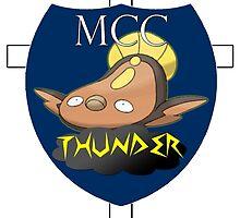 MCC Thunder - Stunfisk by MisterJfro