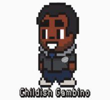 8 bit childish gambino by Chasingbart