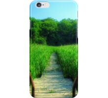 Marshwalk Trail iPhone Case/Skin