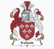 Ireland Coat of Arms (English) by coatsofarms