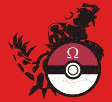 Pokemon Omega Ruby by jeice27