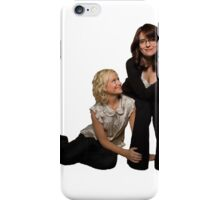 Tina & Amy iPhone Case/Skin