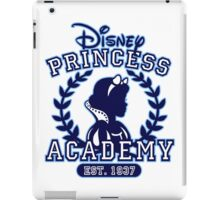 Disney Princess Academy iPad Case/Skin