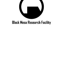 Black Mesa by monsterdesign