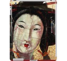 """Nothing to Fix"" (Geisha) iPad Case/Skin"