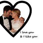 I love you & I like you by -samanthadavey