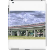 A Train Ride to the Gardens of China & Japan. iPad Case/Skin