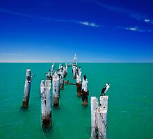 End of the Jetty by D-GaP