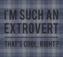 Extrovert by heyvectored