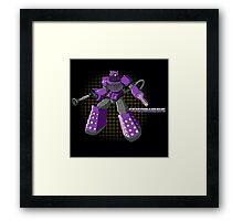 Extermawave Framed Print