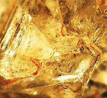 Triangulate (Apophyllite) by Stephanie Bateman-Graham