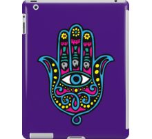 Hand of Fatima iPad Case/Skin
