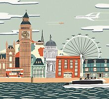 London by Sam Brewster