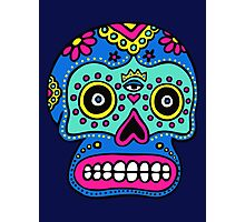 Mexican Skull Photographic Print