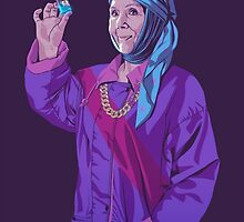 GAME OF THRONES 80/90s ERA CHARACTERS - Olenna by GOT80-90