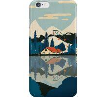 Mirror Pond iPhone Case/Skin