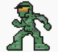 Pixel Guy by paulyd