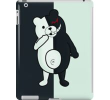 Monokuma - Dangan Ronpa W Background iPad Case/Skin