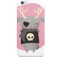 Rebel Bunny iPhone Case/Skin