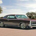 1967 Pontiac GTO 'Plum Crazy' by DaveKoontz