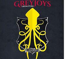 Greyjoys from Pyke by Gcronauer