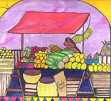 San Cristobal Market by TIART