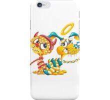 M'ODD'STER 06 - GOOD'N'EVIL iPhone Case/Skin