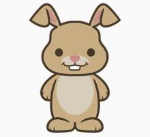 Little Bunny Rabbit by SpikeysStudio