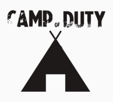 Camp of Duty by KarapaNz