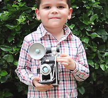 Future Photographer by Olivia Moore