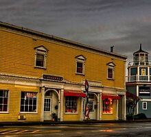 Off Broadway In Seaside by thomr