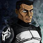 Commander Wolffe by humansrsuperior