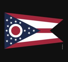 Ohio State Flag by USAswagg2