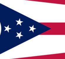 Ohio State Flag Sticker