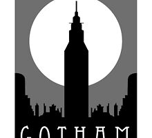 Gotham by monsterdesign