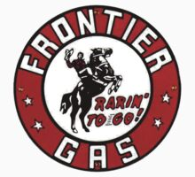Frontier Gas Rarin' To Go by Museenglish