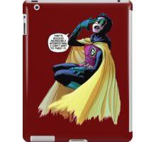 Damian Wayne is not dead iPad Case/Skin