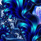 Blue Rose by Scott Hasbrouck