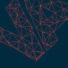 Vinyl Addict Geometric by modernistdesign