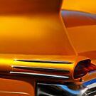 Orange by Cliff Vestergaard