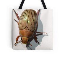 Christmas Beetle Tote Bag