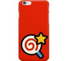 Invincibility Lollipop - Kirby Air Ride iPhone Case/Skin