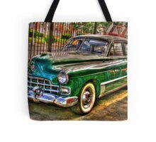 1948 Cadillac-side view full Tote Bag