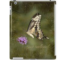 Quiet Solitude iPad Case/Skin
