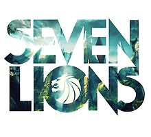 Seven Lions by breakingraphics