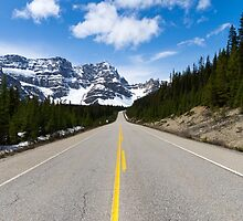 Icefields Parkway by MichaelJP