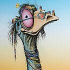 Happy Hippy by John  Murray