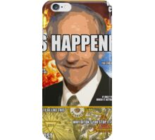 IT'S HAPPENING! iPhone Case/Skin