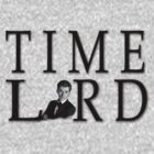 Time Lord David Tennant by drwhobubble