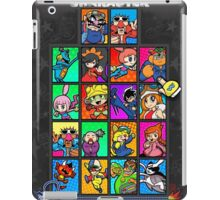 Warioware Mega Mix iPad Case/Skin